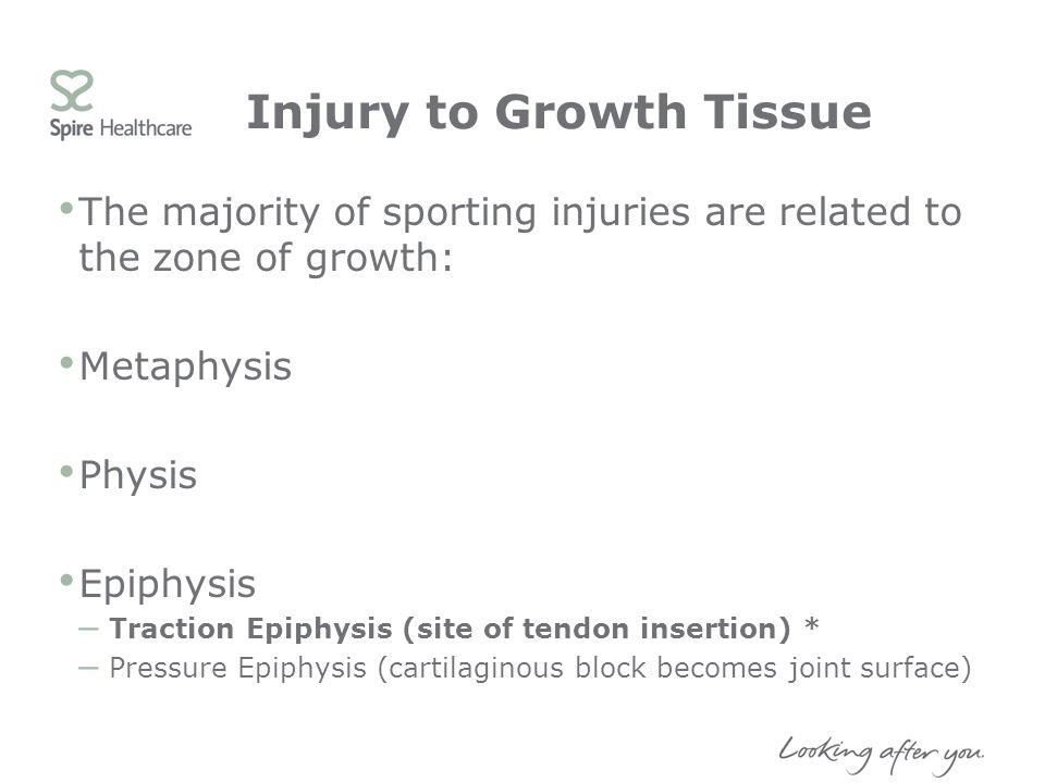Injury to Growth Tissue