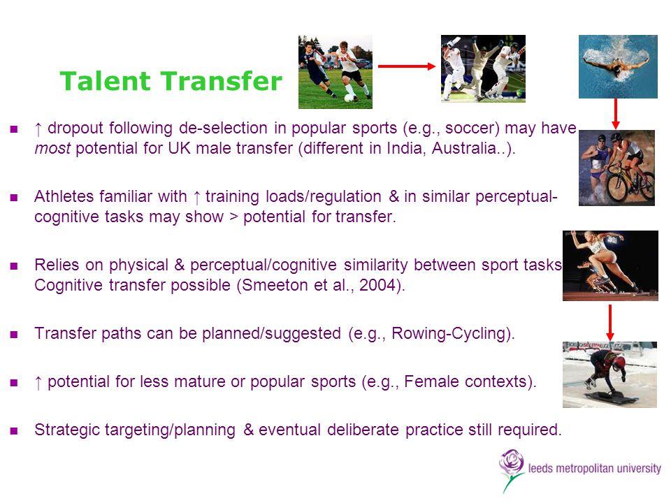Talent Transfer