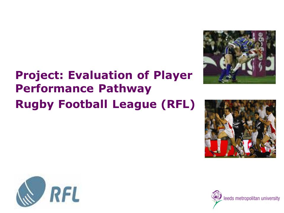 Case Study: Rugby Football League
