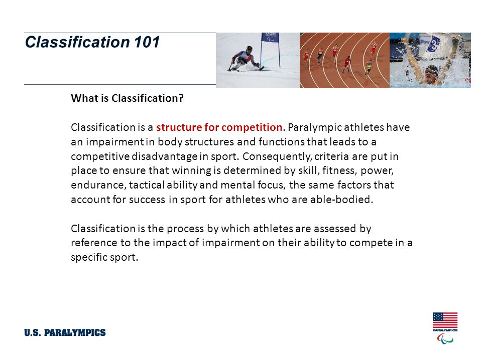 Classification 101 What is Classification