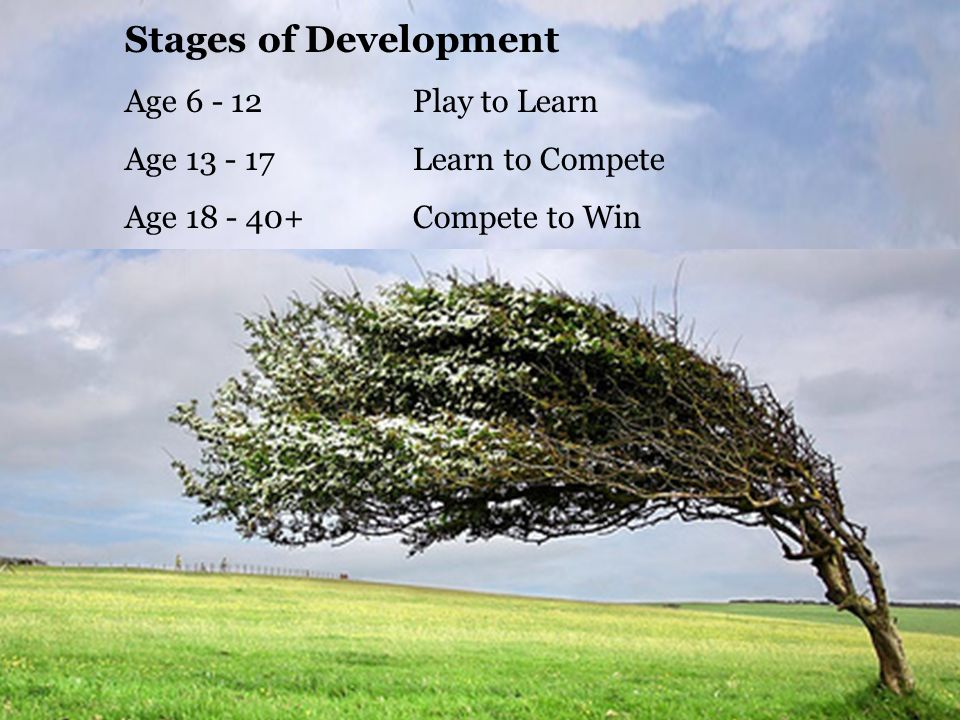 Stages of Development Age 6 - 12 Play to Learn