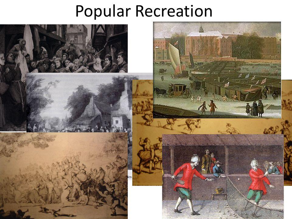Popular Recreation