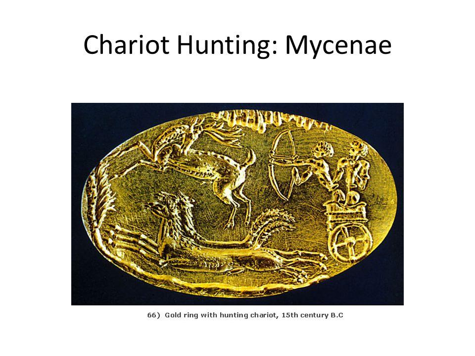 Chariot Hunting: Mycenae