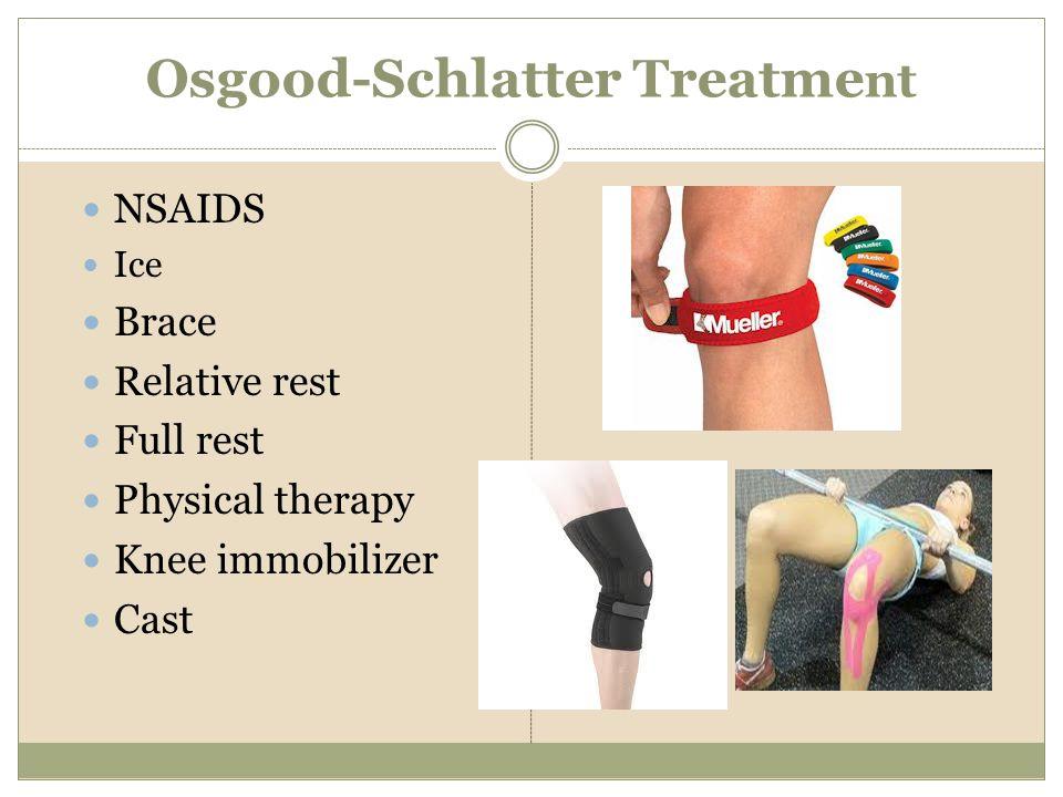 Osgood-Schlatter Treatment