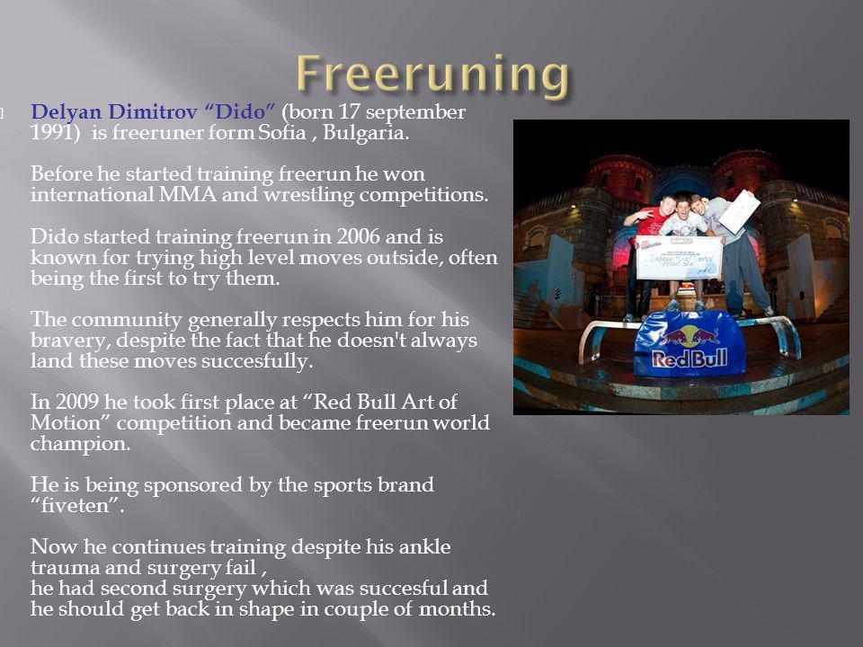 Freeruning