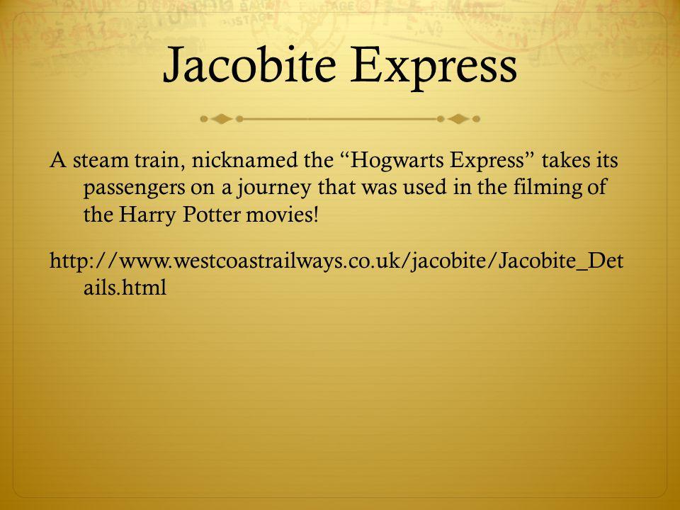 Jacobite Express