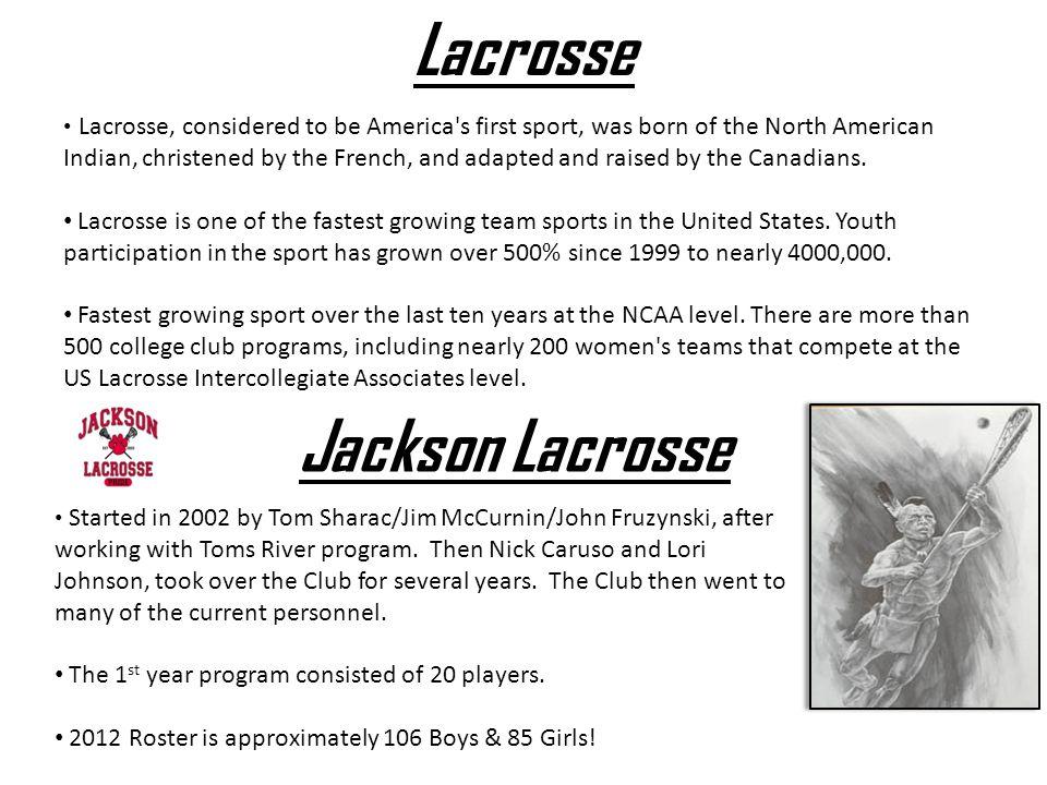 Lacrosse Jackson Lacrosse