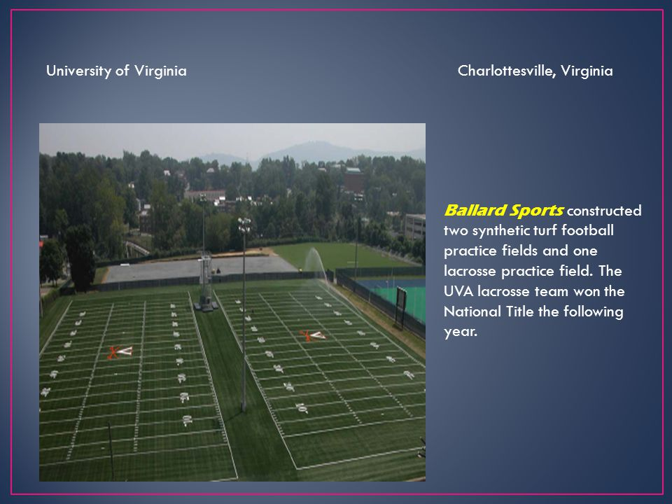University of Virginia Charlottesville, Virginia