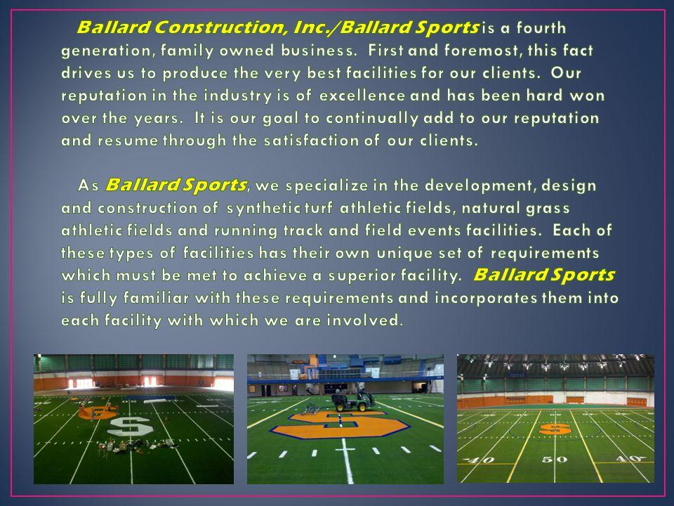 Ballard Construction, Inc