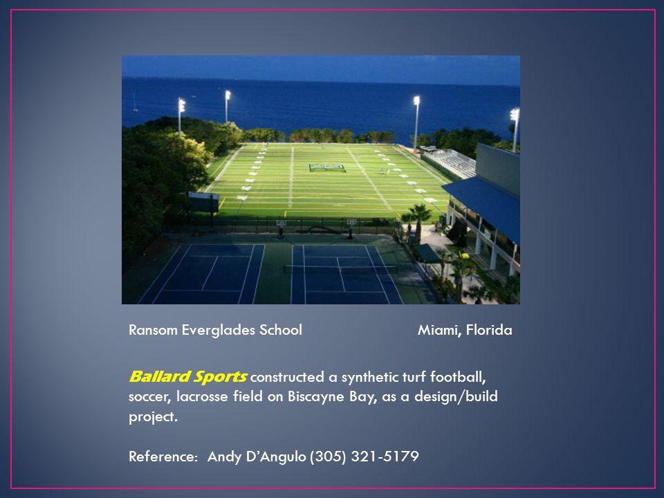 Ransom Everglades School Miami, Florida