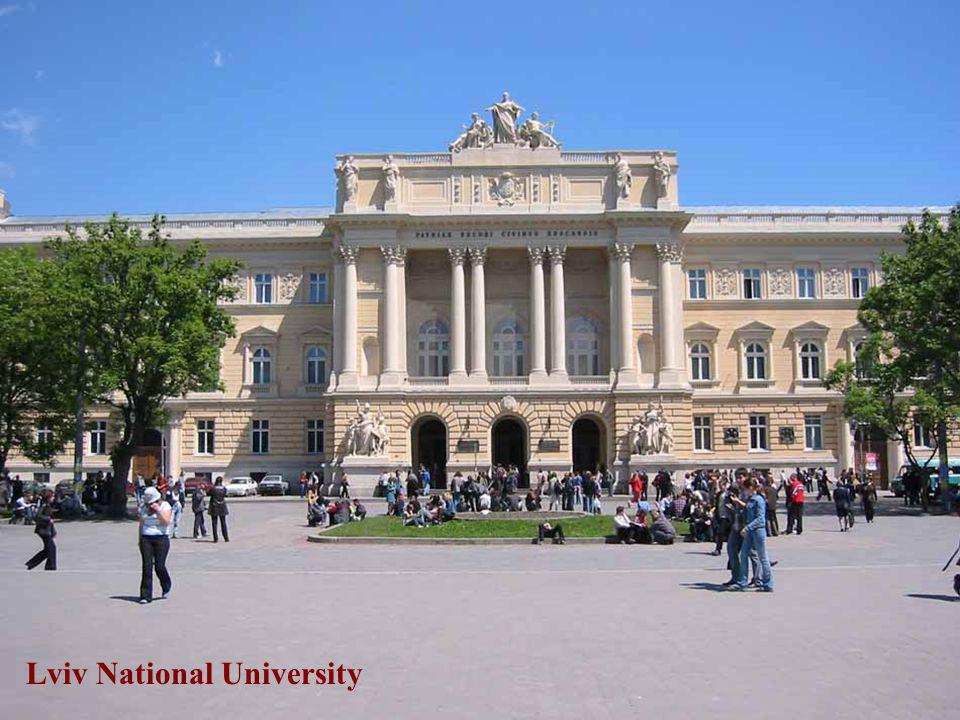 Lviv National University