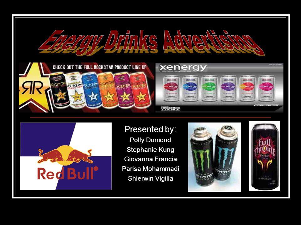 Energy Drinks Advertising