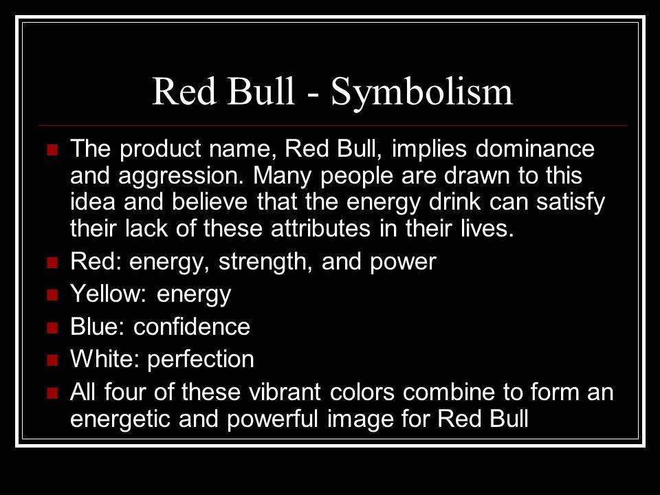 Red Bull - Symbolism