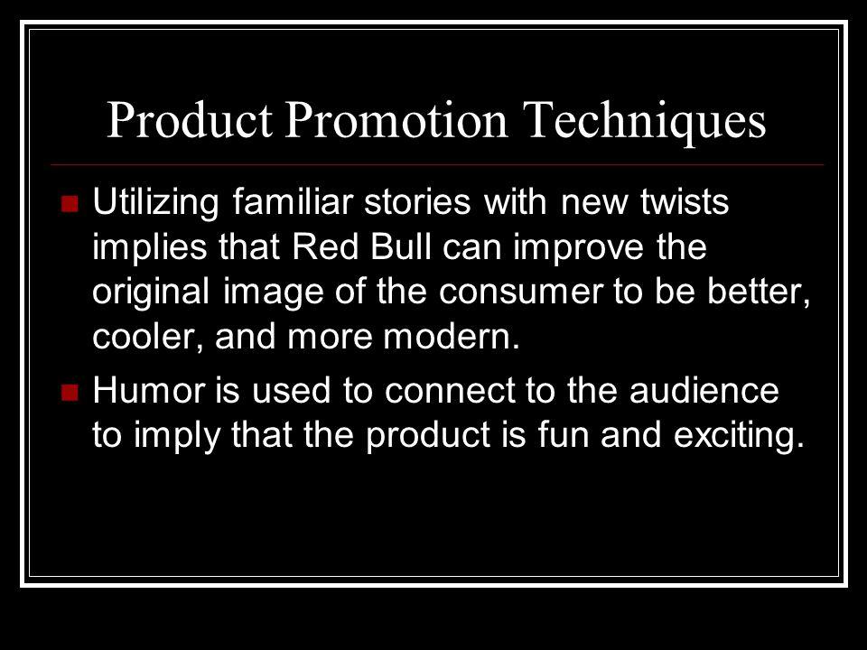 Product Promotion Techniques