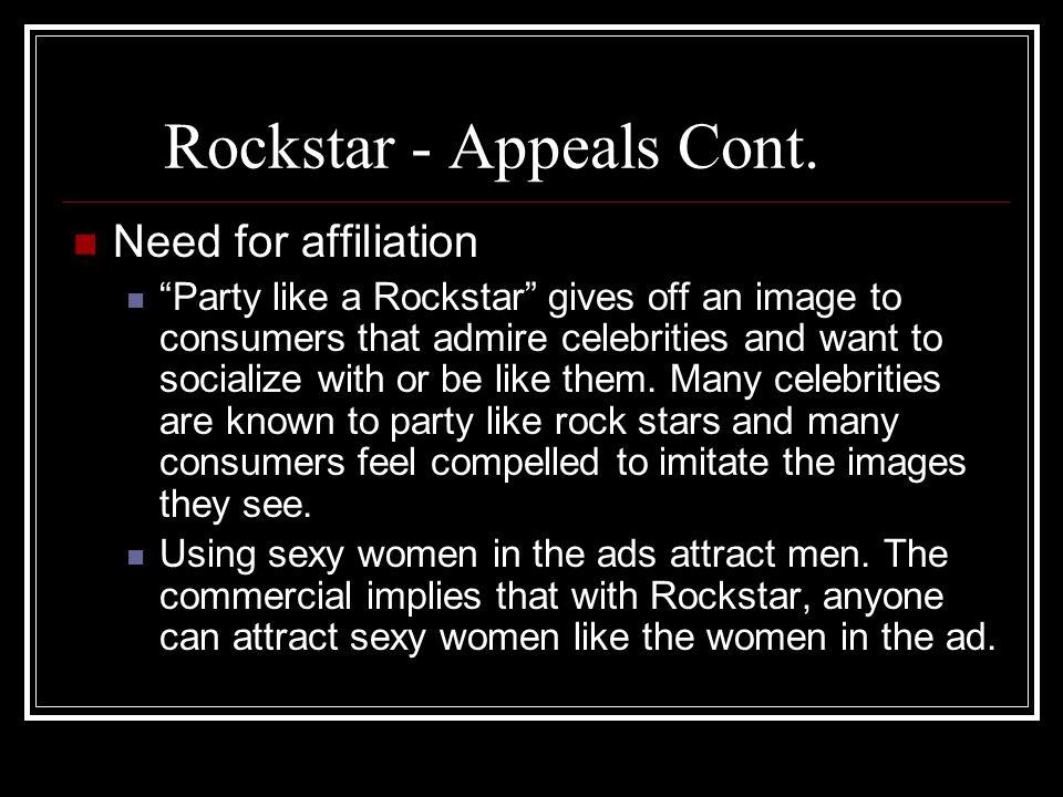 Rockstar - Appeals Cont.