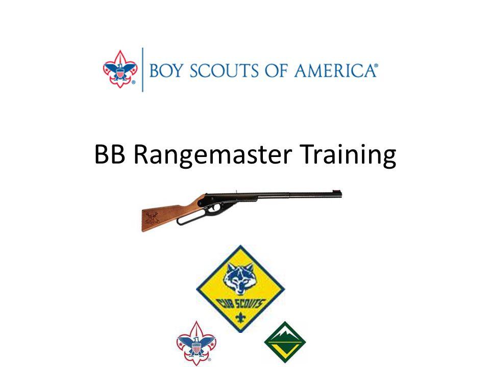 BB Rangemaster Training