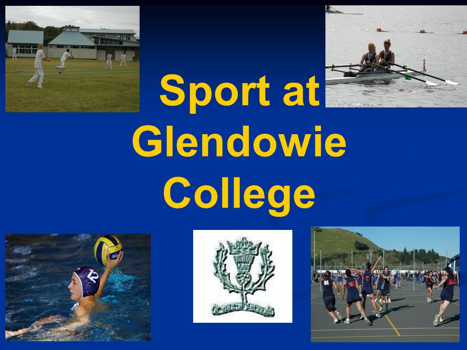 Sport at Glendowie College