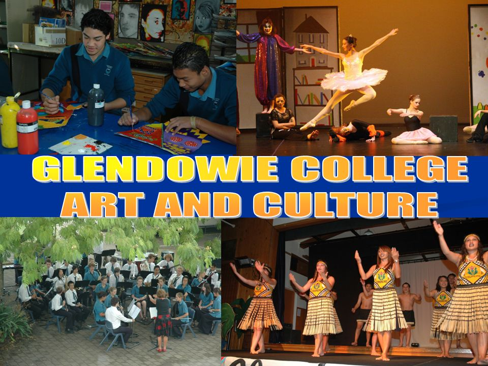 GLENDOWIE COLLEGE ART AND CULTURE
