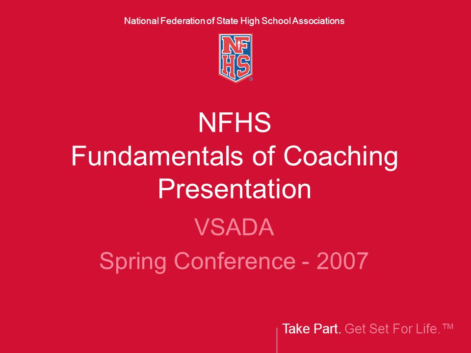 Nfhs fundamentals of coaching presentation ppt video online download nfhs fundamentals of coaching presentation fandeluxe Choice Image