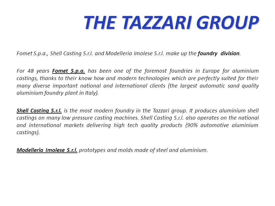 THE TAZZARI GROUP