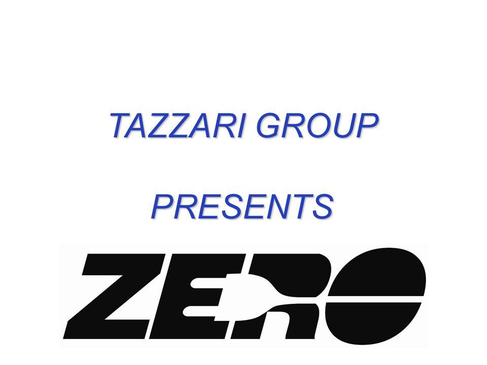 TAZZARI GROUP PRESENTS