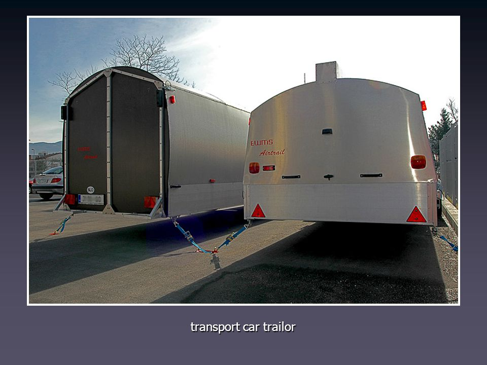 transport car trailor