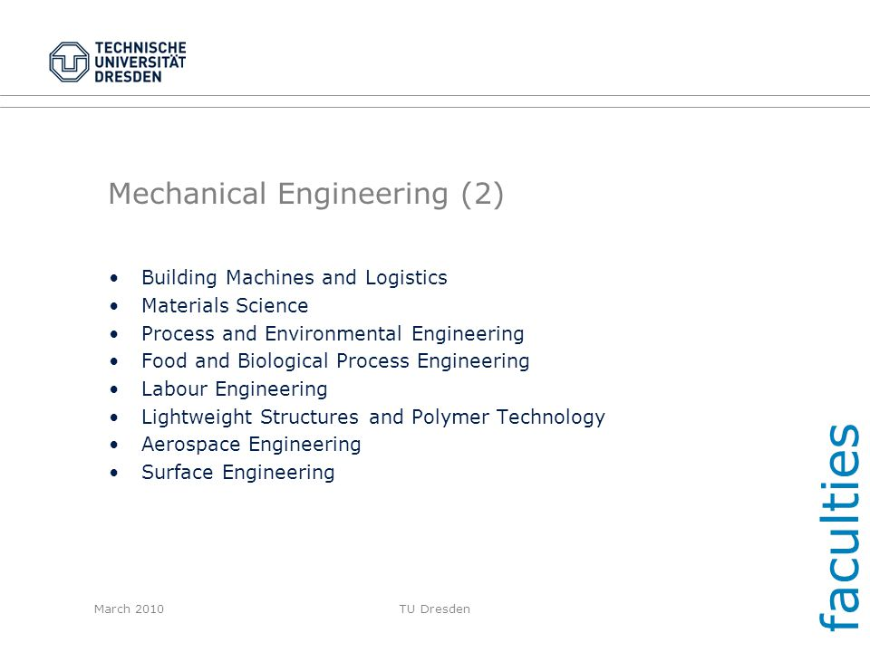 Mechanical Engineering (2)