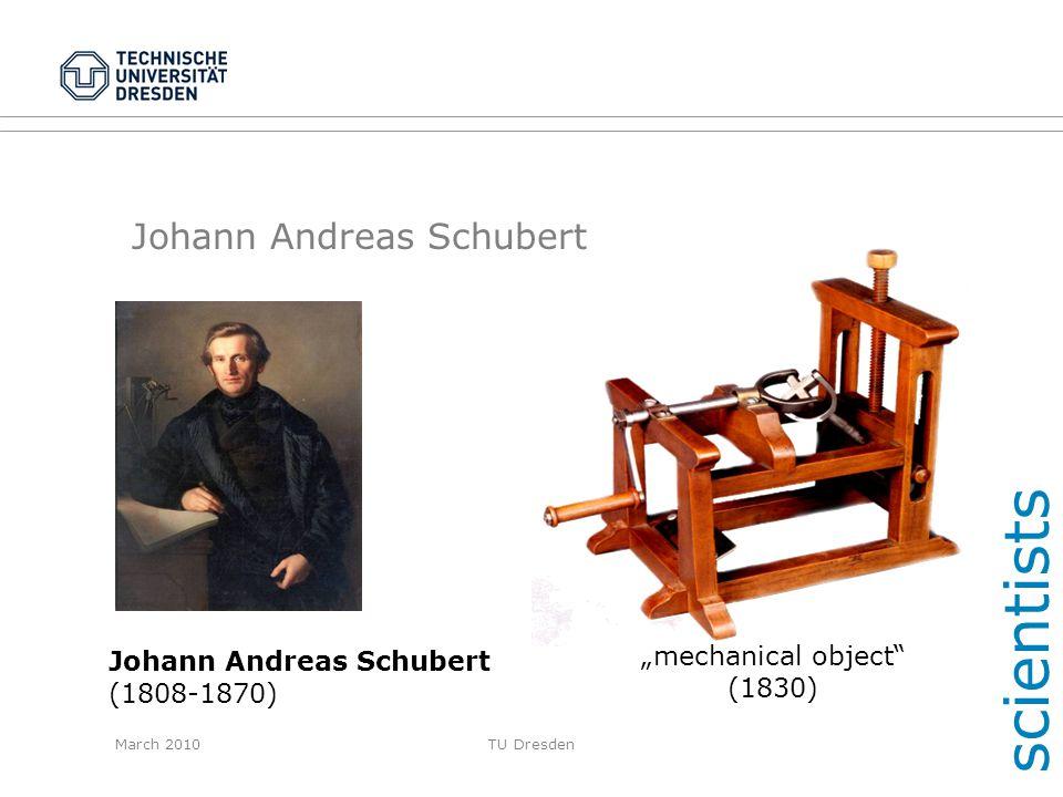 Johann Andreas Schubert