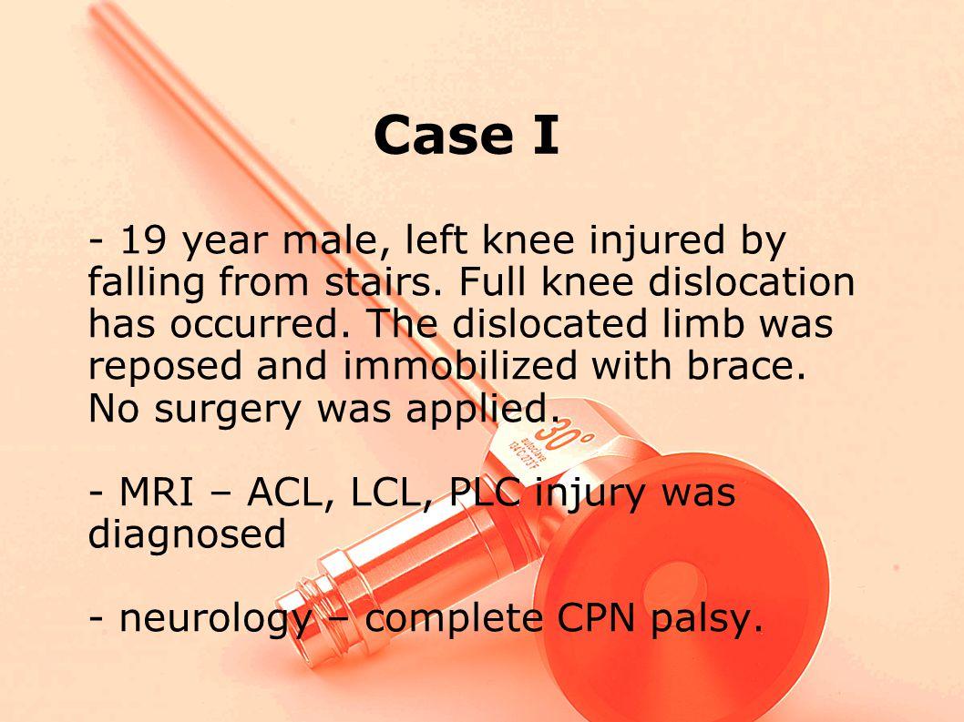 Case I
