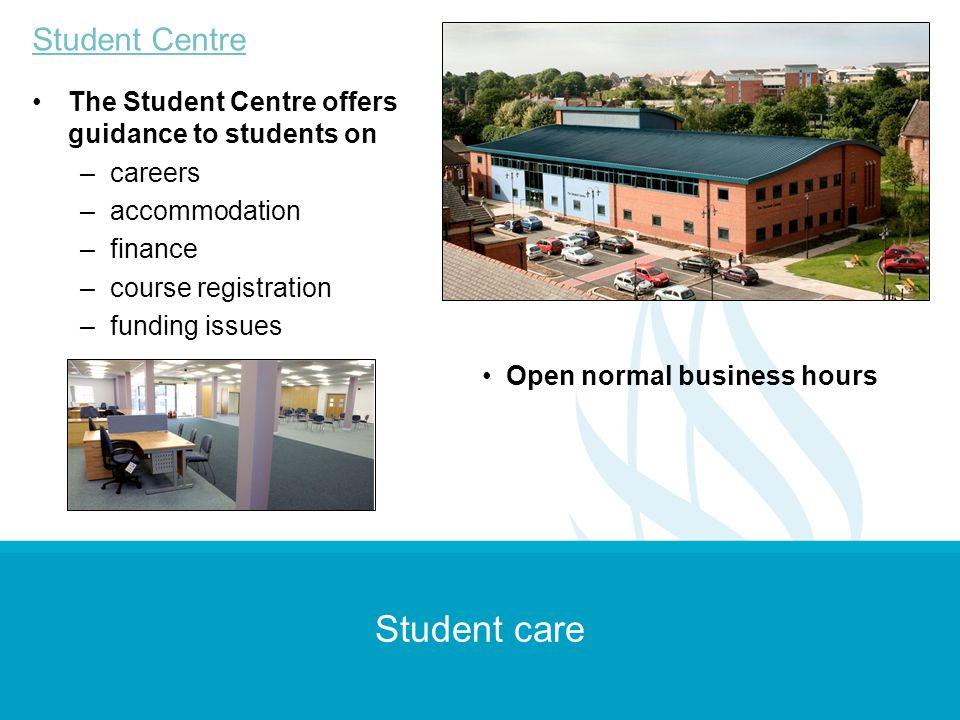 Student care Student Centre