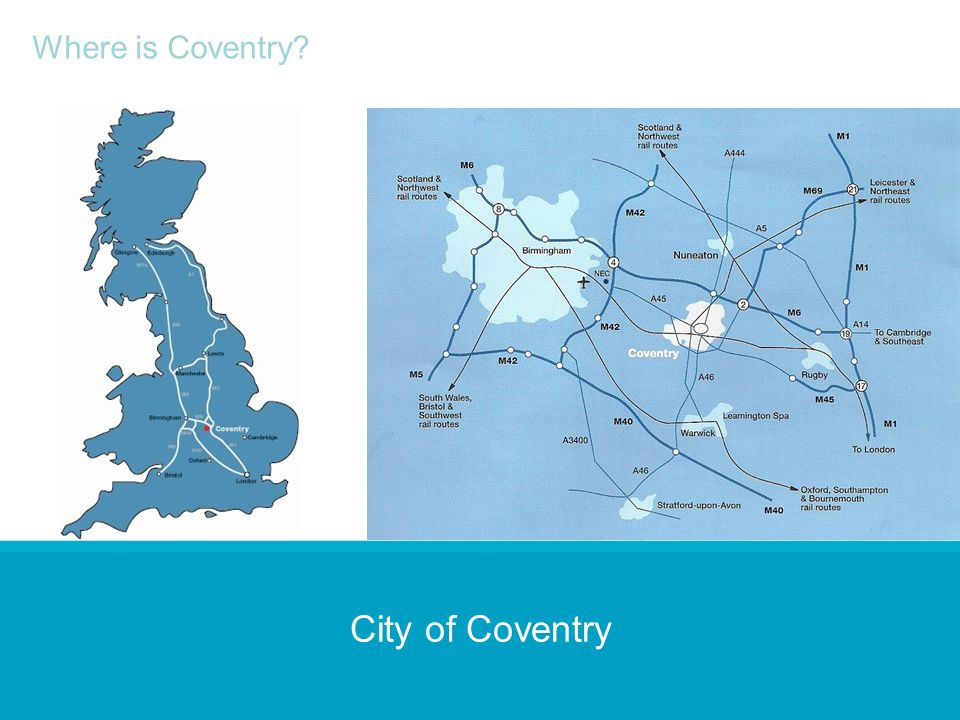 Where is Coventry City of Coventry
