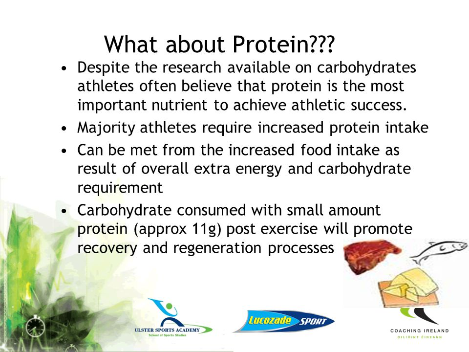 What about Protein