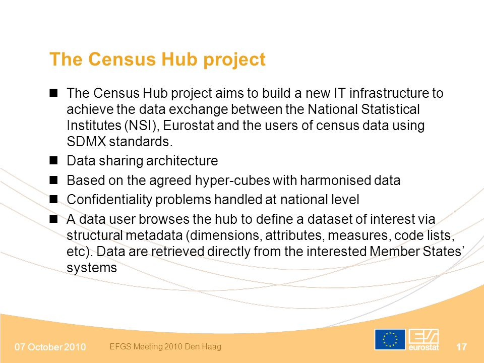 The Census Hub project