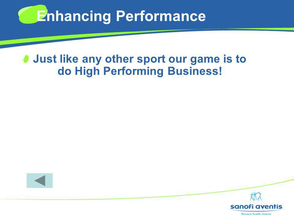 Enhancing Performance