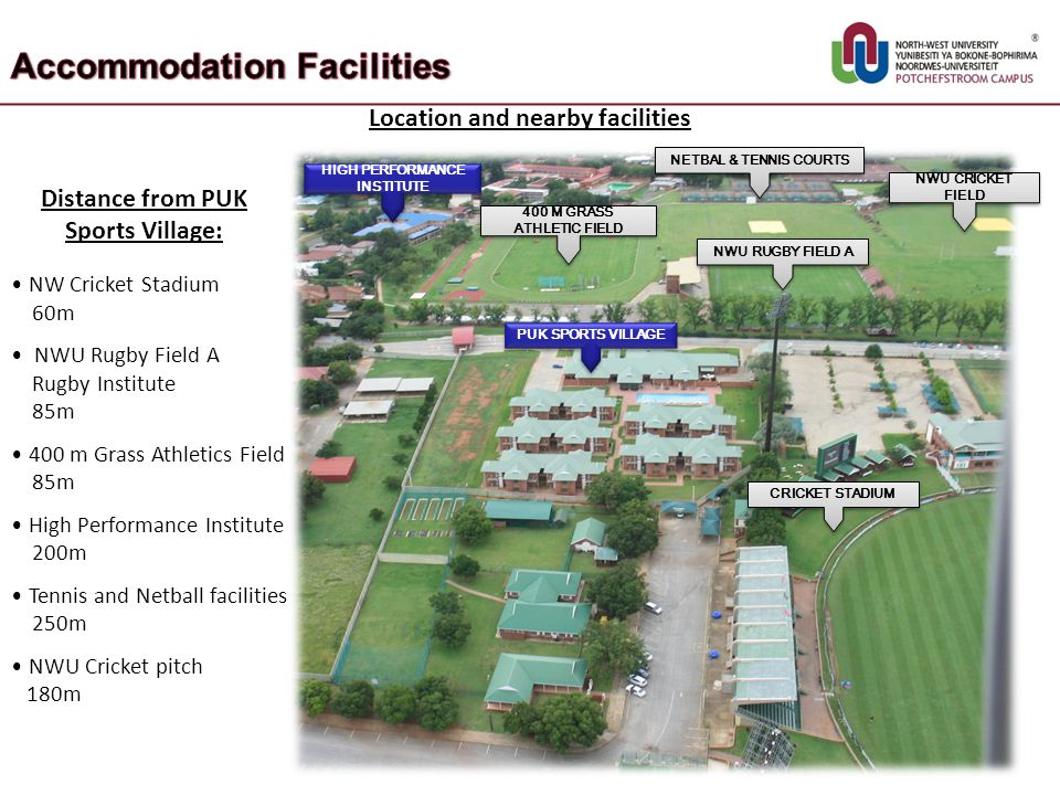 Location and nearby facilities