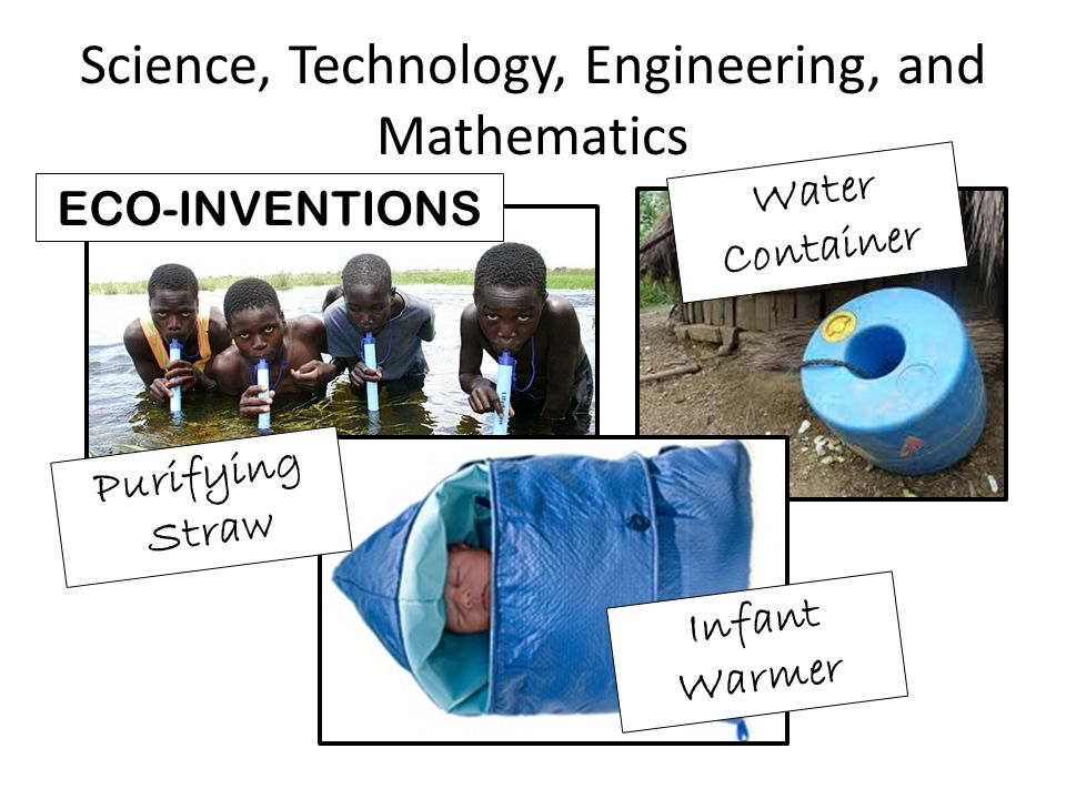 Science, Technology, Engineering, and Mathematics