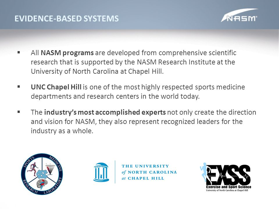 EVIDENCE-BASED SYSTEMS