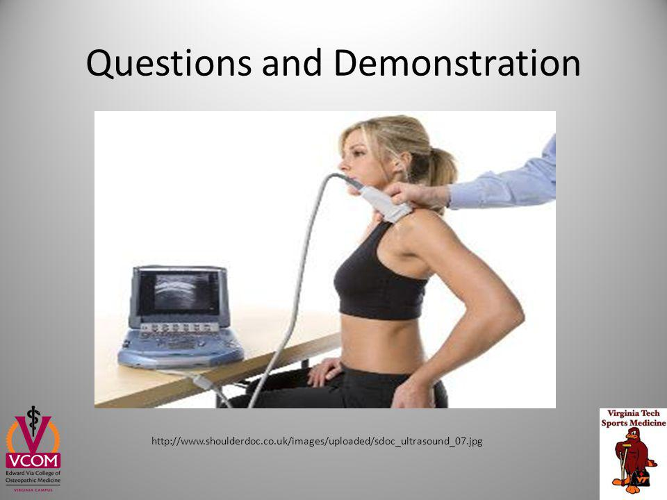 Questions and Demonstration