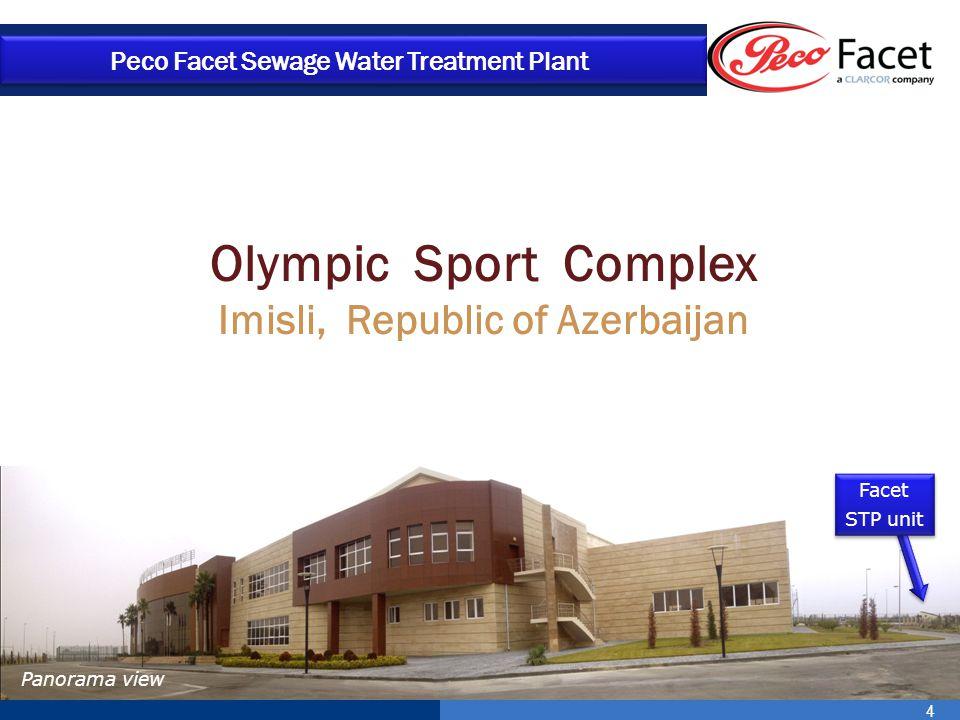 Olympic Sport Complex Imisli, Republic of Azerbaijan