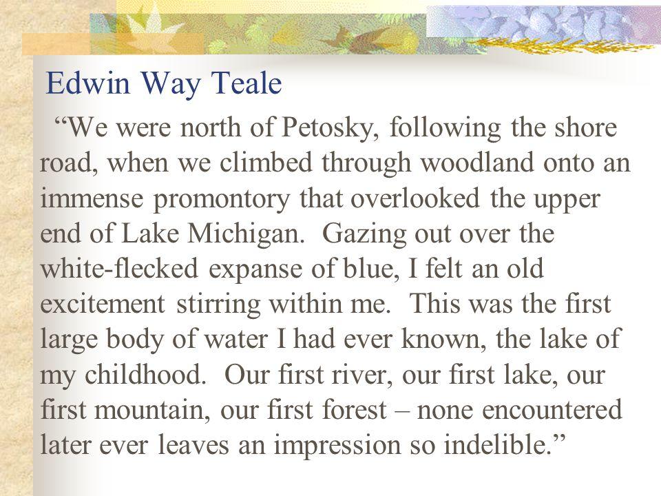 Edwin Way Teale
