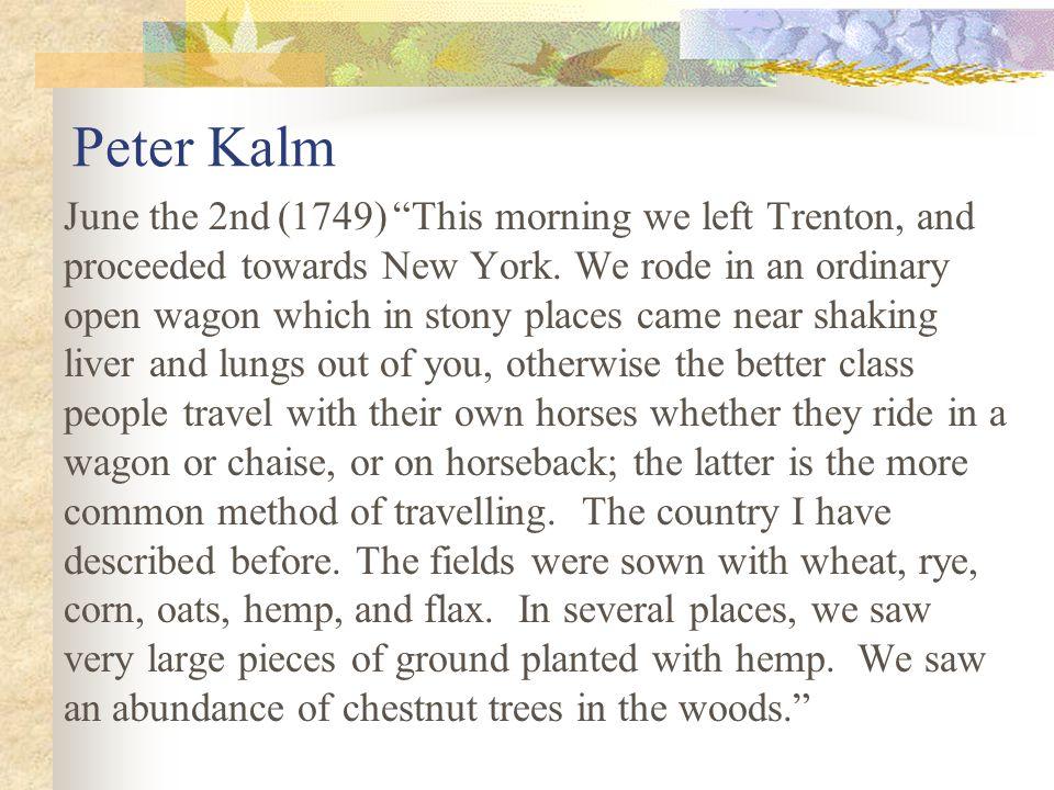Peter Kalm