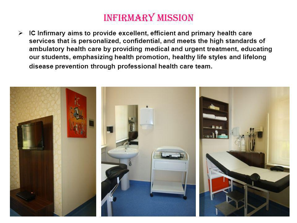 INFIRMARY MISSION