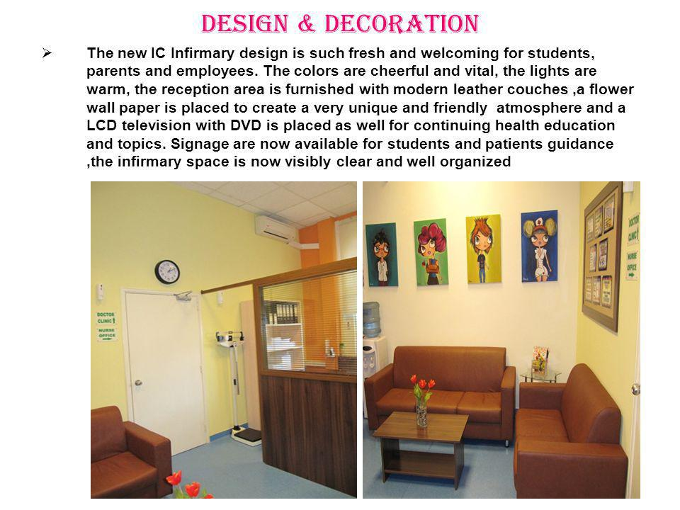 Design & decoration