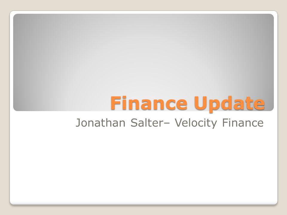 Jonathan Salter– Velocity Finance