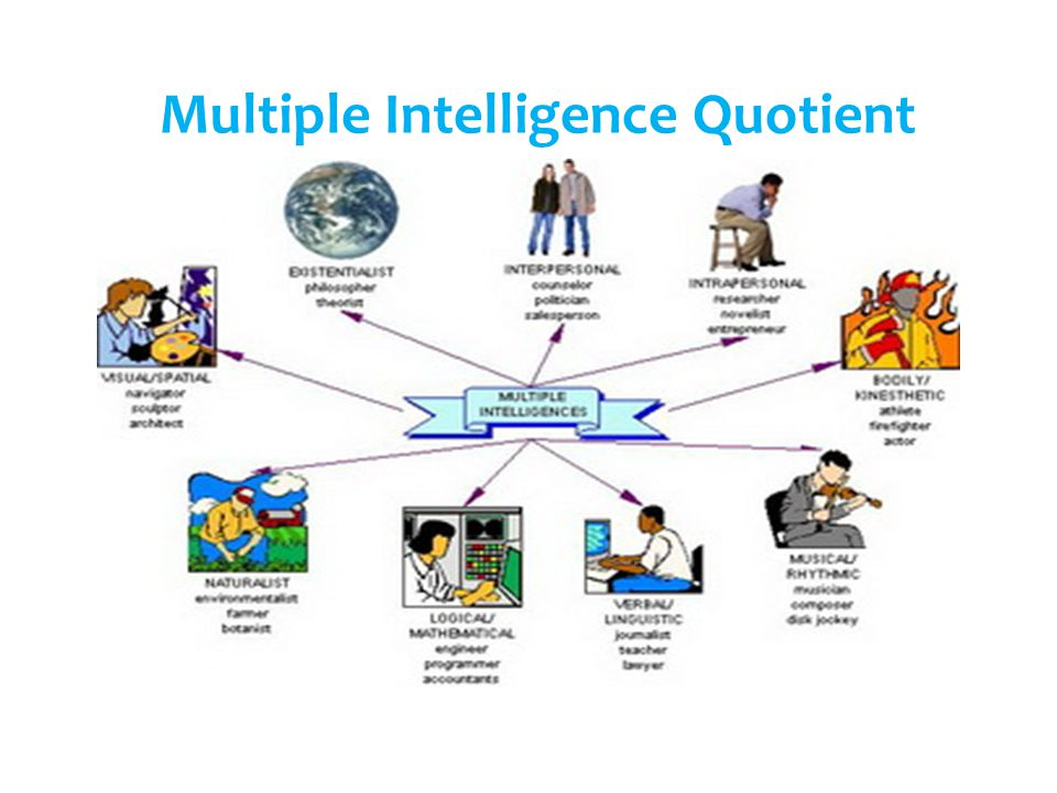 Multiple Intelligence Quotient
