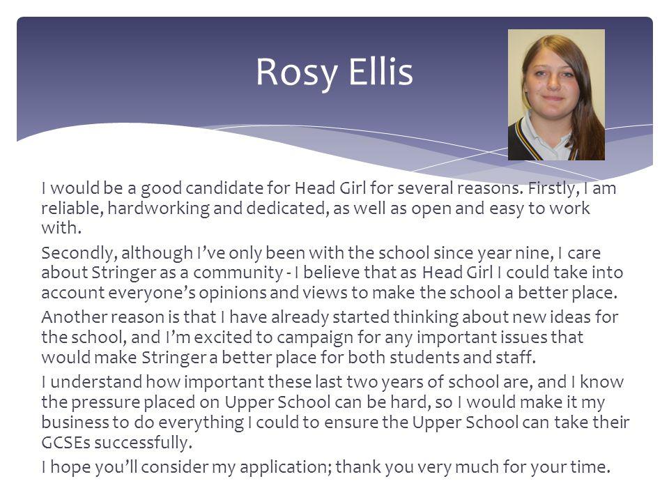 Rosy Ellis