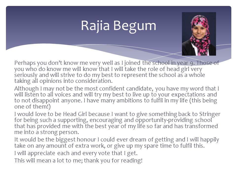 Rajia Begum