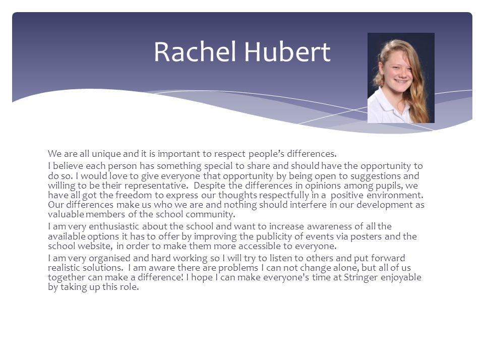 Rachel Hubert