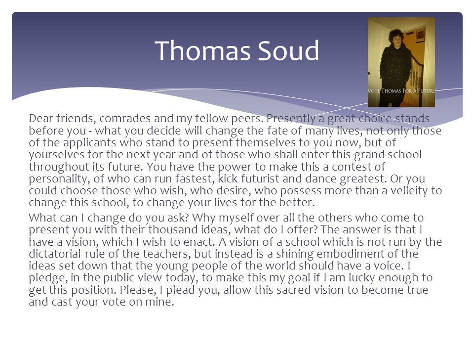 Thomas Soud