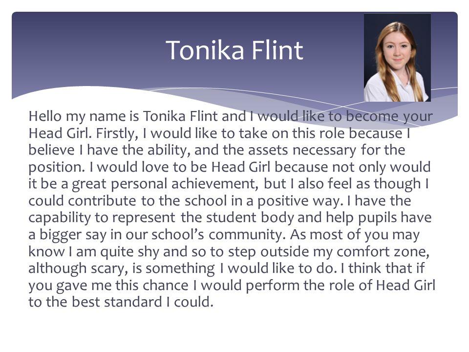 Tonika Flint